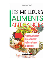 livre aliments anti-cancer
