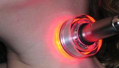 LED émettant en couleur rouge